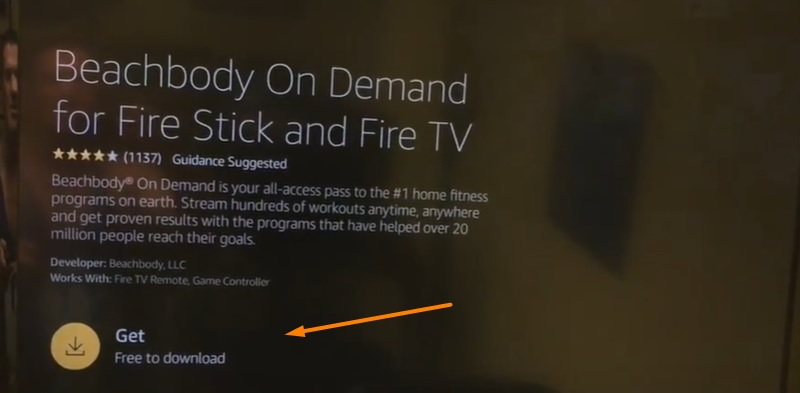 How to Install Beachbody On Demand for firestick