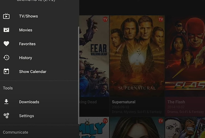 cinema app for firestick
