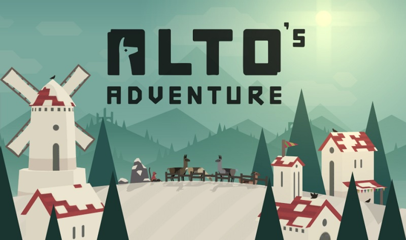 Alto's Adventure firestick game