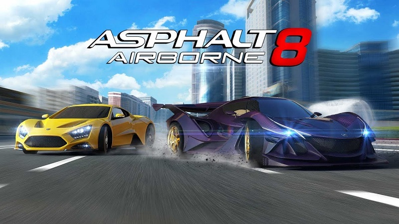 Asphalt 8: Airborne on firestick
