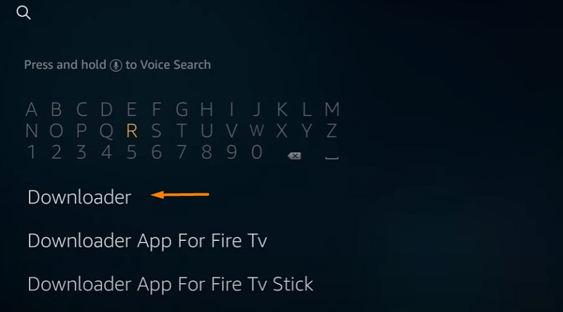 downloader app on firestick