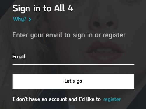 Sign Up for a My4 Account