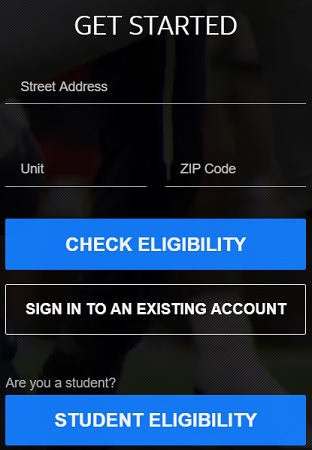 Sign up for NFL Sunday Ticket